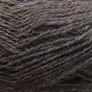 HIGHLAND WOOL farge CHOCOLATE
