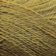 HIGHLAND WOOL farge CURRY