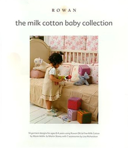 Rowan The MILK COTTON BABY COLLECTION