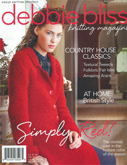 DEBBIE BLISS KNITTING MAGAZINE - Høst/Vinter 2009