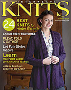 INTERWEAVE KNITS - Vinter 2009