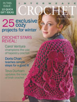 INTERWEAVE KNITS CROCHET - Vinter 2007