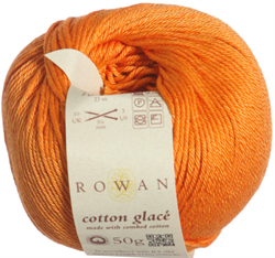 COTTON GLACÉ farge 832 Persimmon
