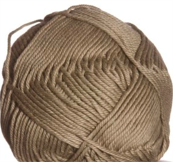 HANDKNIT COTTON farge 253 Taupe
