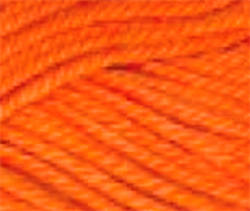 HANDKNIT COTTON farge 337 Tangerine Dream