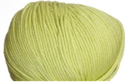 WOOL COTTON farge 901 Citron