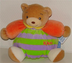 123 SMALL STRIPED BEAR