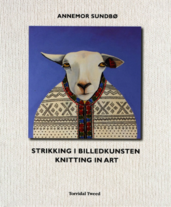 STRIKKING I BILLEDKUNSTEN