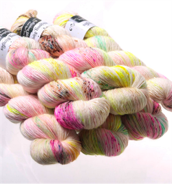 HF SOCK MINIS -  farge CRYBABY