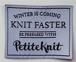 WINTER IS COMING - KNIT FASTER
