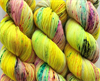 HF SOCK YARN -  farge WILDCARD