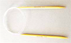 RUNDPINNE 100cm - 4,5mm - Amarello (Yellowheart)