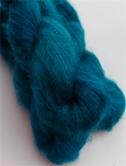 Kaos Yarn SILK MOHAIR LACE-  farge ORACLE
