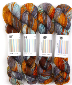 HF SOCK YARN -  farge BRIGID