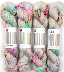 HF SOCK YARN -  farge ECHO