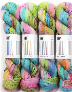 HF SOCK YARN -  farge PIGGY BANK