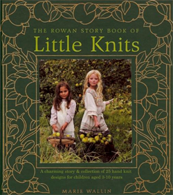 Rowan STORY BOOK OF LITTLE KNITS