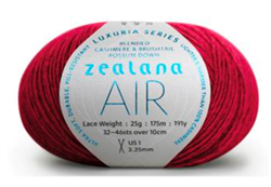 AIR farge A02 Tuscan Red